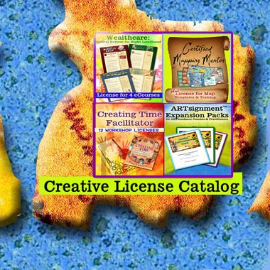 Artella's New Creative License Catalog