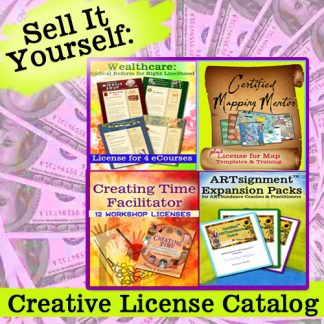 Creative License Catalog