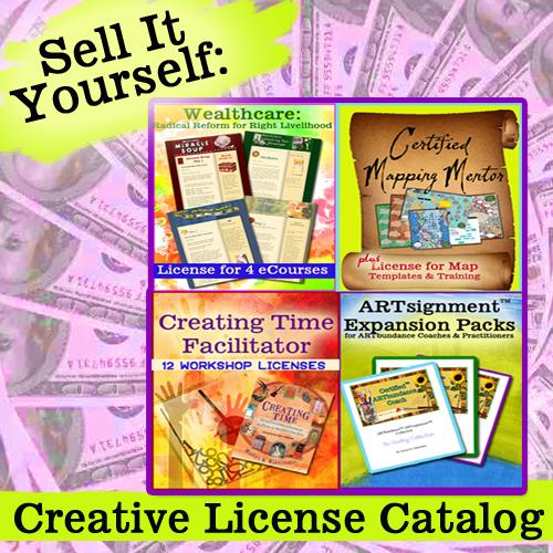 Creative License Catalog