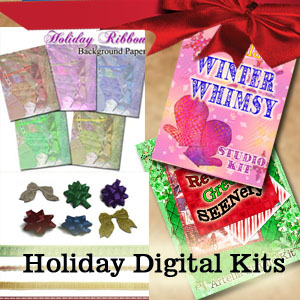 Holiday Digital Kits