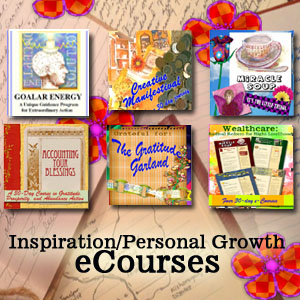 Inspiration & Personal Growth eCourses