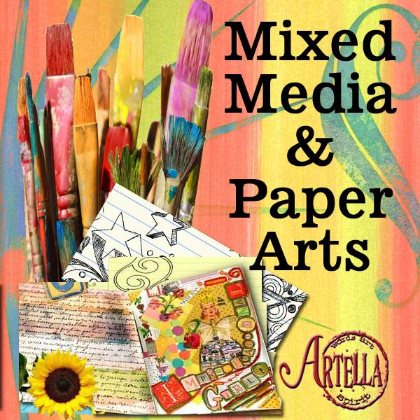 Mixed Media and Paper Arts
