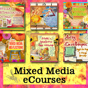 Mixed Media e-Courses
