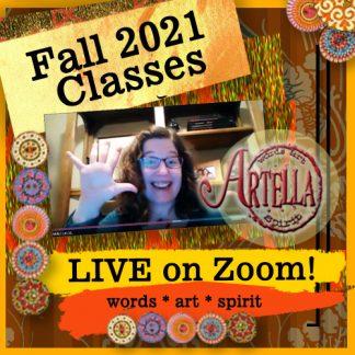 Artella Classes - Fall 2021